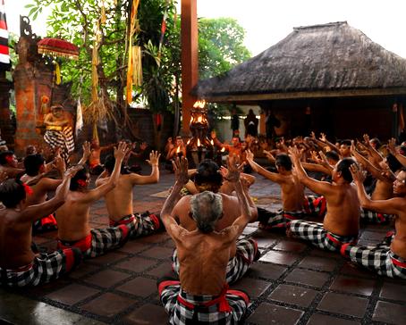 Traditional Dance Performances in Batubulan